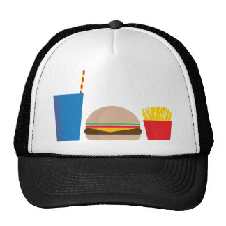 fast food meal cap