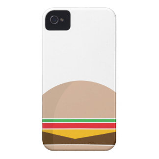 fast food meal iPhone 4 Case-Mate case