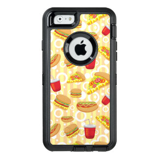 Fast Food OtterBox iPhone 6/6s Case