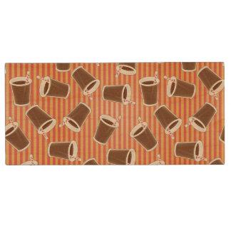 Fast food pattern wood USB 2.0 flash drive