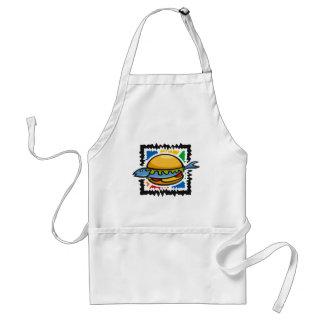 Fast Food Standard Apron