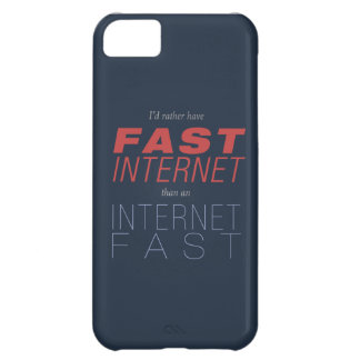 Fast Internet, not Internet Fasts iPhone 5C Case