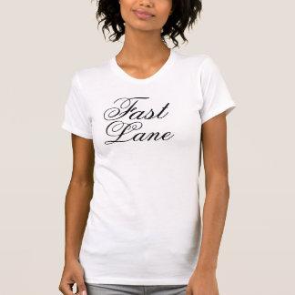 Fast, Lane 408 T-Shirt