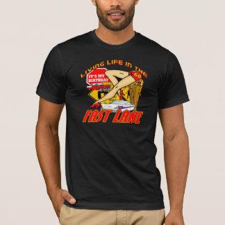 Fast Lane 60th Birthday Gifts T-Shirt