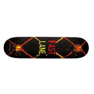 FAST LANE Skateboard
