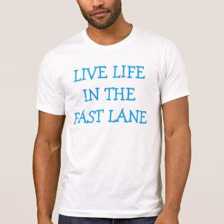 Fast lane tee
