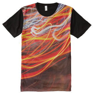 Fast Lane Tee All-Over Print T-Shirt