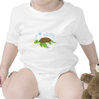 Fast Lane Baby Bodysuits