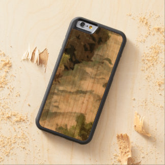 Fast moving river carved cherry iPhone 6 bumper case