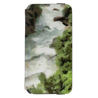 Fast moving river incipio watson™ iPhone 6 wallet case