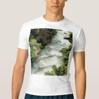 Fast moving river T-Shirt