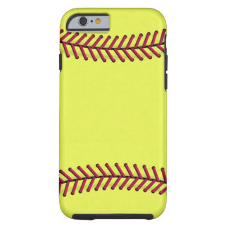 Fast Pitch I phone 6 game day case