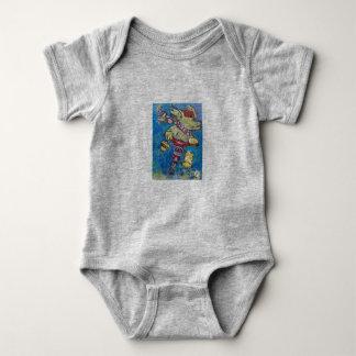 Fast Rider Baby Baby Bodysuit