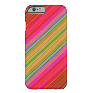 Fast Stripes iPhone 6/6s Barely There iPhone 6 Case