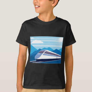 Fast Train T-Shirt
