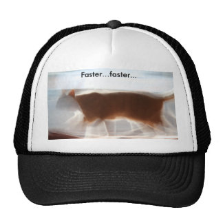 Faster...faster Hat