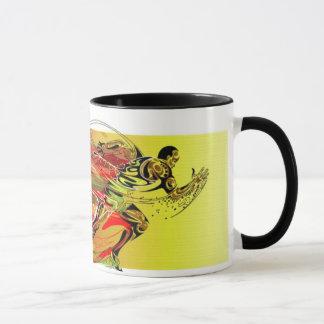 Fastest-Man-on-Earth Mug