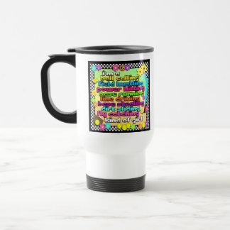 Fastpitch Softball Players Travel Mug
