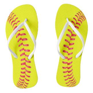 Fastpitch Softball Women's Flipflop Sandals