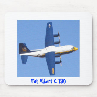 Fat Albert C130, Fat Albert C 130 Mouse Pad