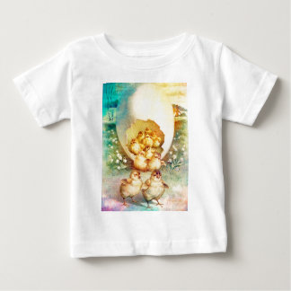 FAT AND SASSY EASTER HATCHLINGS BABY T-Shirt