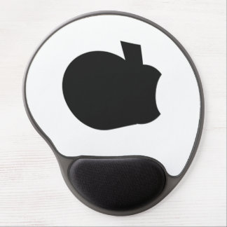 Fat Apple mouse pad Gel Mouse Pad