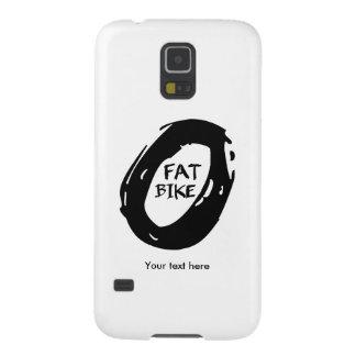 Fat Bike Case For Galaxy S5