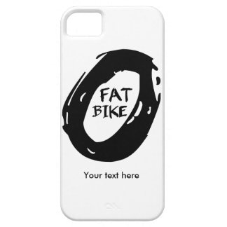 Fat Bike Case For The iPhone 5