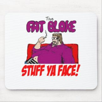 Fat Bloke Mouse Pad