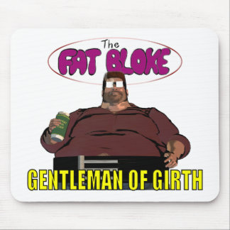 Fat Bloke Mousemats