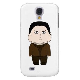 Fat Cartoon Character Samsung Galaxy S4 Covers