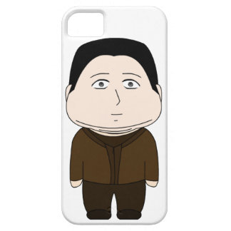 Fat Cartoon Character iPhone 5 Covers