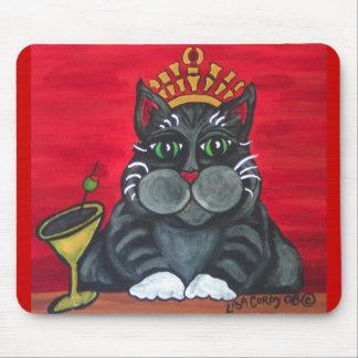 Fat Cat Happy Hour Mousepad