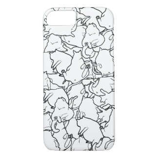 Fat Cats iPhone 8/7 Case