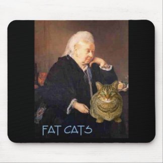 Fat Cats Mouse Pad
