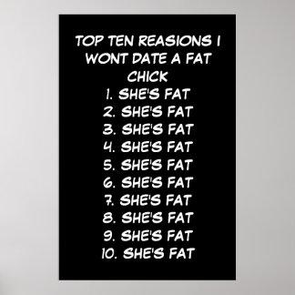 Fat Chicks Poster