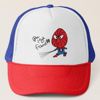fat fake hero #1 trucker hat