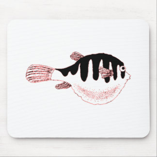 Fat Fish Mousepads