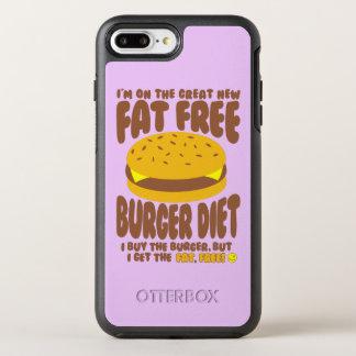 Fat Free Burger Diet OtterBox Symmetry iPhone 8 Plus/7 Plus Case