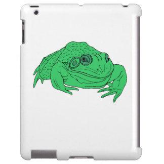 Fat Green Frog