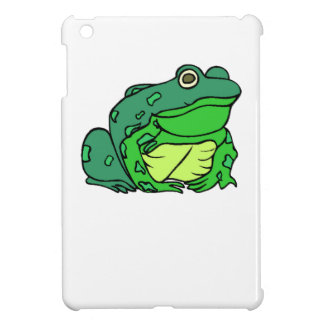 Fat Green Frog Case For The iPad Mini