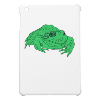 Fat Green Frog iPad Mini Cases