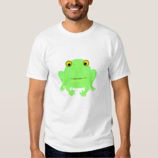 Fat Green Frog tshirts