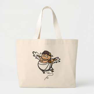 Fat Icarus Large Tote Bag