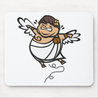Fat Icarus Mouse Pad