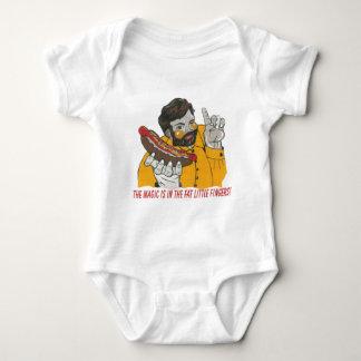 Fat Johnnies Baby Bodysuit