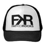 Fat Kid Rocks Mesh Hat