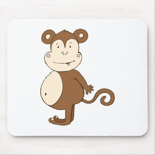 Fat Monkey Mousepad