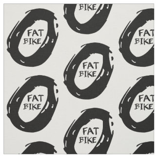Fat Mountain Bike Fabric