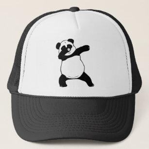 Fat Panda Dabbing Dance Trucker Hat 0db3487c6af3